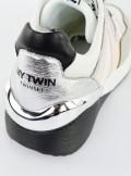 My Twin TWINSET SCARPE RUNNING IN RETE E VERNICE - 201MCP106 - Tadolini Abbigliamento