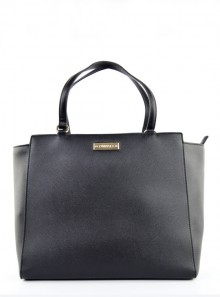SAFFIANO LEATHER SHOPPER BAG