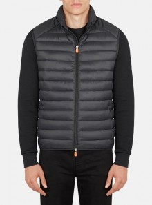 Save The Duck GILET - D8241M GIGAY 00001 - Tadolini Abbigliamento