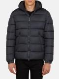 Save The Duck GIUBBOTTO CON CAPPUCCIO - D3556M MEGAY 00001 - Tadolini Abbigliamento