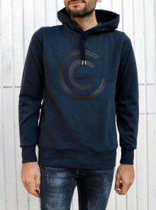 SWEATSHIRT WITH MAXI LOGO