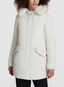 Woolrich ARCTIC PARKA LUXURY CON PELLICCIA DI VOLPE - CFWWOU0323FRUT0573 - Tadolini Abbigliamento