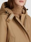 Woolrich ARCTIC PARKA CON PELLICCIA RIMOVIBILE - CFWWOU0305FRUT0001 GKK - Tadolini Abbigliamento