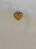 TwinSet MAXI MAGLIA IN VISCOSA E LANA CON STRASS - 202TP3090 03363 - Tadolini Abbigliamento