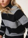 TwinSet MAGLIA DOLCEVITA IN CASHEMERE E LANA - 202TT3011 05749 - Tadolini Abbigliamento