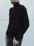 Woolrich MAGLIONE IN LANA CON ZIP INTERA - CFWOKN0095MRUF0469 100 - Tadolini Abbigliamento