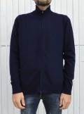 Woolrich MAGLIONE IN LANA CON ZIP INTERA - CFWOKN0095MRUF0469 3989 - Tadolini Abbigliamento