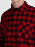 Woolrich CAMICIA CLASSICA IN FLANELLA - CFWOSI0042MRUT1833 5321 - Tadolini Abbigliamento