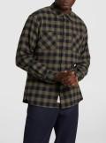 Woolrich CAMICIA CLASSICA IN FLANELLA - CFWOSI0042MRUT1833 6474 - Tadolini Abbigliamento