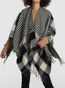 Woolrich CAPPA CHECK - CFWWAC0084FRUT1362 - Tadolini Abbigliamento