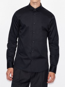 SLIM FIT SHIRT WITH LOGO