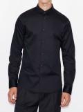 Armani Exchange CAMICIA SLIM FIT CON LOGO - 6HZC11-ZNAUZ - Tadolini Abbigliamento