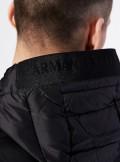 Armani Exchange GIUBBOTTO IMBOTTITO CON CAPPUCCIO - 8NZB15-ZNW3Z 0217 - Tadolini Abbigliamento