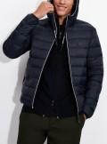 Armani Exchange GIUBBOTTO IMBOTTITO CON CAPPUCCIO - 8NZB15-ZNW3Z 5578 - Tadolini Abbigliamento