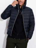PADDED JACKET WITH HOOD
