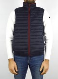 GILET WITH REAL FEATHER PADDING