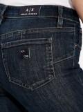 Armani Exchange CINQUE TASCHE IN DENIM J69 SUPER SKINNY - 6HYJ69-Y2REZ - Tadolini Abbigliamento