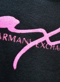 Armani Exchange MAGLIONE CON SCRITTA LOGO - 6HYM2H-YMR2Z 1200 - Tadolini Abbigliamento