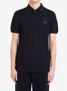 Fred Perry POLO TWIN TIPPED - M3600 L55 - Tadolini Abbigliamento