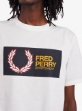 Fred Perry T-SHIRT FRED PERRY SPORTSWEAR - M9583 129 - Tadolini Abbigliamento