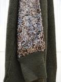 Kocca CARDIGAN IN MAGLIA CON PAILLETTES Henk - MA3325AAUN0000 - Tadolini Abbigliamento