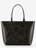 Armani Exchange BORSA SHOPPER CON LOGO ALL OVER - 942650 - Tadolini Abbigliamento