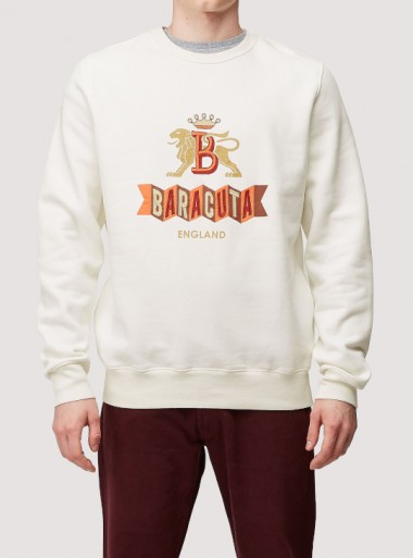 Baracuta FELPA GIROCOLLO ROYAL - BRFEL0014UT2458817 - Tadolini Abbigliamento