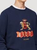 Baracuta FELPA GIROCOLLO ROYAL - BRFEL0014UT2458309 - Tadolini Abbigliamento