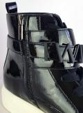 TwinSet SNEAKERS ALTE CON LOGO - 202TCP030 - Tadolini Abbigliamento