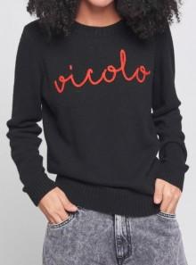 Vicolo PULL GIROCOLLO - 07192W 099 - Tadolini Abbigliamento