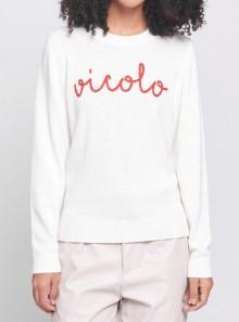 Vicolo PULL GIROCOLLO - 07192W 002 - Tadolini Abbigliamento