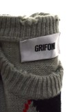 Grifoni MAGLIA A GIROCOLLO A ROMBI - GH110039 - Tadolini Abbigliamento