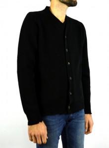 Grifoni MAGLIA SCOLLO A V CON BOTTONI - GH110025 - Tadolini Abbigliamento