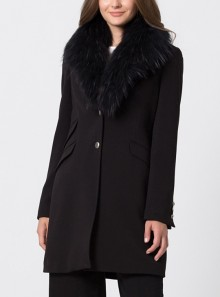 SHORT CLOTH COAT Jolukafur