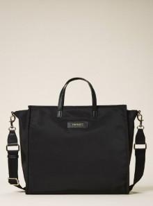 TwinSet BORSA SHOPPER Twinset Bag IN RASO CON TRACOLLA - 202TB7200 - Tadolini Abbigliamento