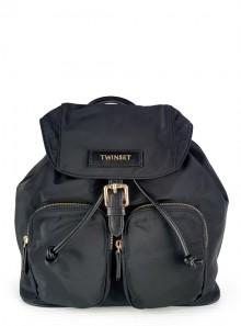 TwinSet ZAINO IN SATIN TECNICO - 202TD8081 - Tadolini Abbigliamento