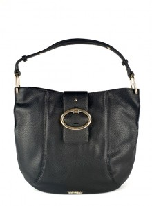copy of FAUX LEATHER SHOPPER BAG