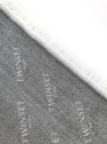 TwinSet STOLA BICOLORE CON FRANGE - 202TO5102 - Tadolini Abbigliamento