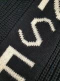 TwinSet SCIARPA BICOLORE CON MAXI LOGO - 202TO510B - Tadolini Abbigliamento