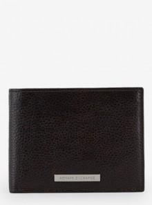 Armani Exchange PORTAFOGLIO IN PELLE DI BUFALO - 958058-CC206 - Tadolini Abbigliamento