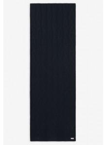 Armani Exchange SCIARPA IN MAGLIA CON LOGO ALL OVER - 8NZTPA-ZJH4Z - Tadolini Abbigliamento