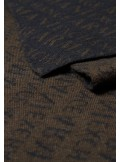 Armani Exchange SCIARPA CON SCRITTA LOGO ALL-OVER - 8NZ490-ZMO1Z 1200 - Tadolini Abbigliamento