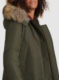 Woolrich ARCTIC PARKA CON PELLICCIA RIMOVIBILE - CFWWOU0305FRUT0001 DAG - Tadolini Abbigliamento