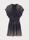 FULL FADEOUT SEQUIN DRESS