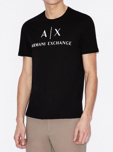 Armani Exchange T-SHIRT SLIM FIT - 8NZTCJ-Z8H4Z 1200 - Tadolini Abbigliamento