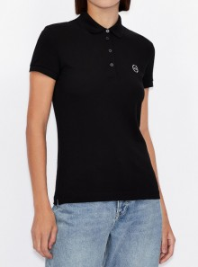 SOLID COLOUR PIQUET POLO SHIRT