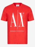 Armani Exchange T-SHIRT ICON PERIOD - 8NZTPA-ZJH4Z 1400 - Tadolini Abbigliamento