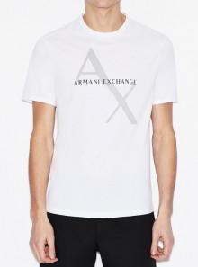 Armani Exchange T-SHIRT GIROCOLLO REGULAR FIT - 8NZT76-Z8H4Z 1100 - Tadolini Abbigliamento