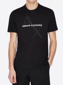 Armani Exchange T-SHIRT GIROCOLLO REGULAR FIT - 8NZT76-Z8H4Z 1200 - Tadolini Abbigliamento