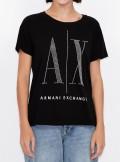 Armani Exchange T-SHIRT ICON PERIOD - 8NYTDX-YJG3Z 8218 - Tadolini Abbigliamento